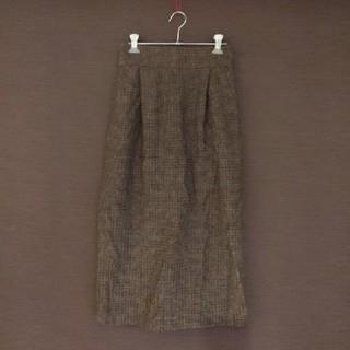 フリークスストア(FREAK'S STORE)のストレートスカート(ひざ丈スカート)
