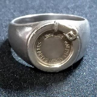 ポロラルフローレン(POLO RALPH LAUREN)のvintage ラルフローレン ring  トムウッド マルジェラ(リング(指輪))