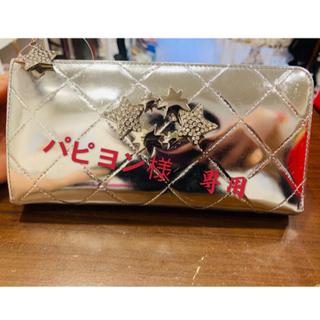 ツモリチサト(TSUMORI CHISATO)のツモリチサト キャリー 長財布(財布)