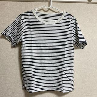 チュチュアンナ(tutuanna)のtutu anna ボーダーTシャツ(Tシャツ/カットソー(半袖/袖なし))