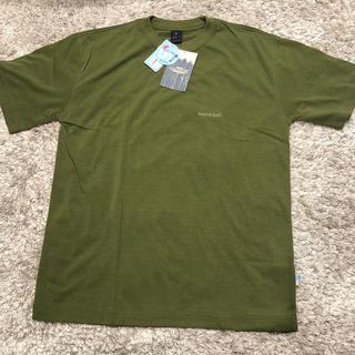 モンベル(mont bell)のmont-bell  新品未使用 半袖シャツ(Tシャツ/カットソー(半袖/袖なし))