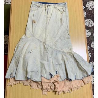 ラルフローレン(Ralph Lauren)のラルフローレン ロングフレアスカート size 11  レディース(ロングスカート)