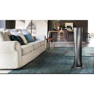 デロンギ(DeLonghi)の空気清浄機能付ファンHFX85W14Cデロンギ省エネ扇風機ヒーター送料込新品(空気清浄器)