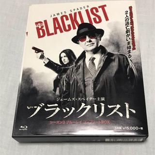ブラックリスト シーズン3 ブルーレイ コンプリートBOX【初回生産限定】 Bl(TVドラマ)