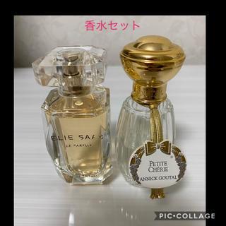 アニックグタール(Annick Goutal)のエリーサーブ+アニックグダール (香水(女性用))