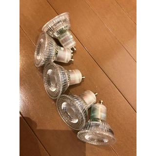 IKEA - LED電球 GU10口金  IKEA 5個セット 電球色