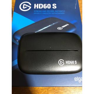 プレイステーション4(PlayStation4)のelgato game capture hd60s キャプチャーボード(PC周辺機器)