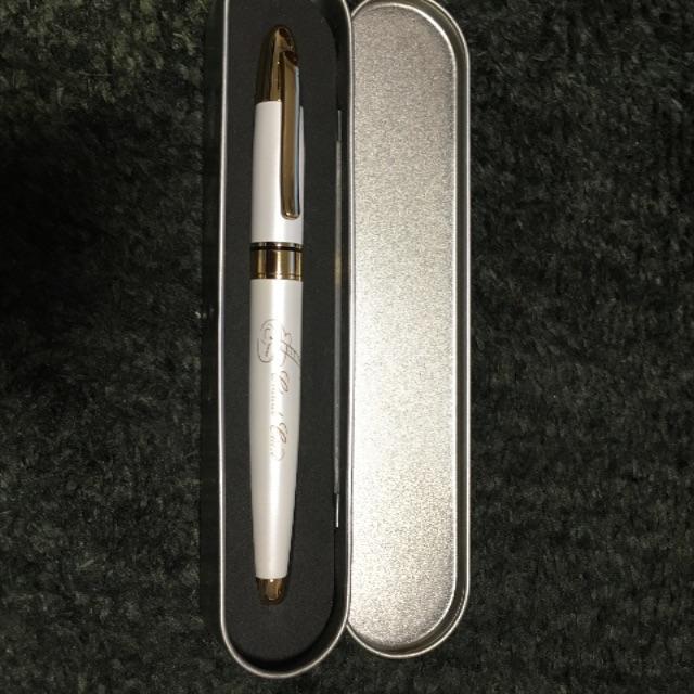 Parker(パーカー)の最終価格‼️ノベルティ☆万年筆 インテリア/住まい/日用品の文房具(ペン/マーカー)の商品写真