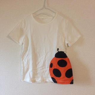 ムジルシリョウヒン(MUJI (無印良品))の無印 キッズ Tシャツ(Tシャツ/カットソー)