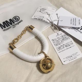 エムエムシックス(MM6)のMM6 鈴 ベル ブレスレット(ブレスレット/バングル)
