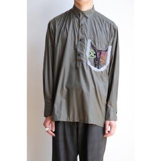 カラー(kolor)の新品 kolor カラー 長袖シャツ 2(シャツ)