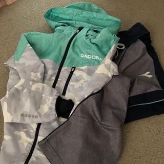 ディアドラ(DIADORA)のディアドラ テニスウェア ミントグリーン 着やすいです!美品です!(ウェア)