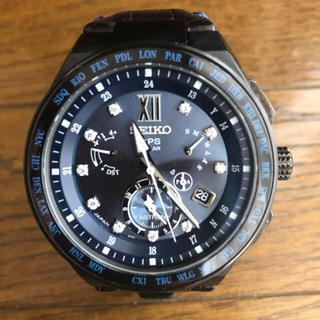 セイコー(SEIKO)のセイコーアストロンSBXB 157 極美品(腕時計(アナログ))