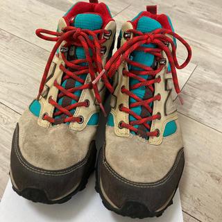 ニューバランス(New Balance)のニューバランス トレッキングシューズ MO673 26cm(登山用品)