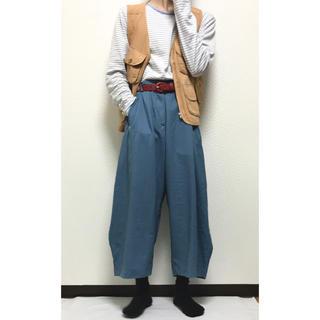 バツ(BA-TSU)のVINTAGE BA-TSU CLUB 8P Design Vest(ベスト)