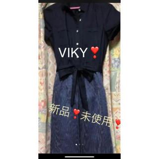 ビッキー(VICKY)のVICKY❣️ワンピース❣️新品、未使用(ロングワンピース/マキシワンピース)