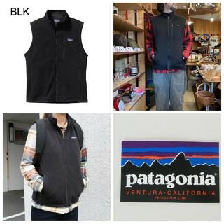 パタゴニア(patagonia)の美品/真冬はインナーに。秋はアウターにPatagoniaベターセーターベスト(ダウンベスト)