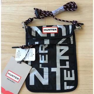 ハンター(HUNTER)の【新品タグ付き】ハンター(HUNTER)ポーチ(ショルダーバッグ)