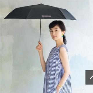 ズッカ(ZUCCa)の大人のおしゃれ手帖 付録 zucca 遮光傘 晴雨兼用 ズッカ 日傘(傘)