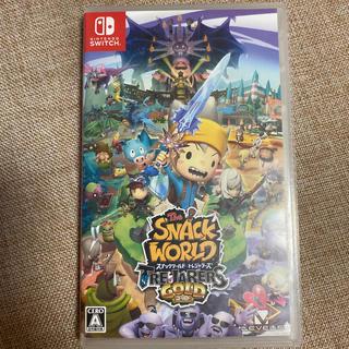 ニンテンドースイッチ(Nintendo Switch)のスナックワールド トレジャラーズ ゴールド Switch(家庭用ゲームソフト)