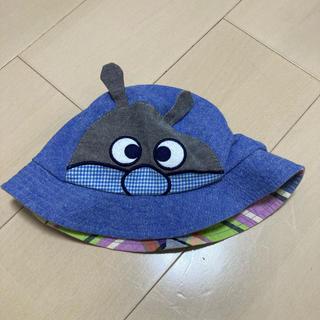 アンパンマン(アンパンマン)のベビー帽子 バイキンマン だだんだん(帽子)