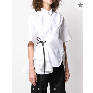 サカイ(sacai)のsacai ラップシャツ 20ss(シャツ/ブラウス(半袖/袖なし))