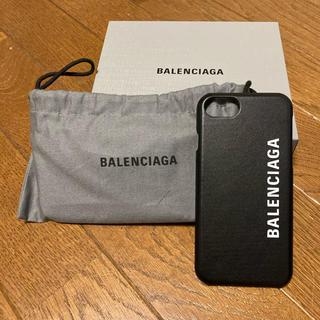 バレンシアガ(Balenciaga)のBALENCIAGA iPhone SE 2 第2世代 8 ケース バレンシアガ(iPhoneケース)