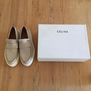 セリーヌ(celine)のCELINE 美品シューズ(ローファー/革靴)