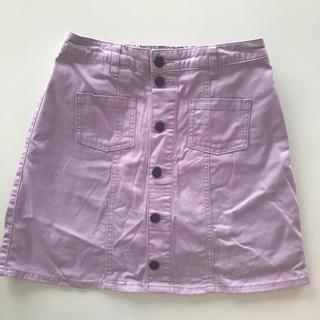 レピピアルマリオ(repipi armario)のレピピ*台形スカートパンツ(ミニスカート)