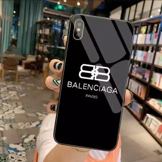 バレンシアガ(Balenciaga)のバレンシアガ iPhone ケース ブラック(iPhoneケース)
