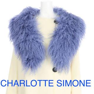 バーニーズニューヨーク(BARNEYS NEW YORK)のcharlotte simone シャーロットシモーヌ GANNI mango(マフラー/ショール)