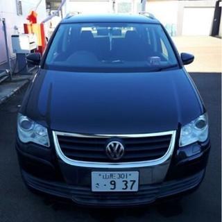 Volkswagen - 車検長め❗️トゥーラン美車
