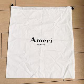 アメリヴィンテージ(Ameri VINTAGE)のAmeri vintage 巾着(ポーチ)