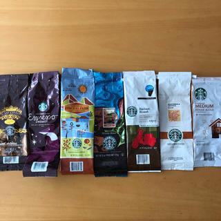 スターバックスコーヒー(Starbucks Coffee)のスターバックスコーヒー パッケージ7袋(その他)