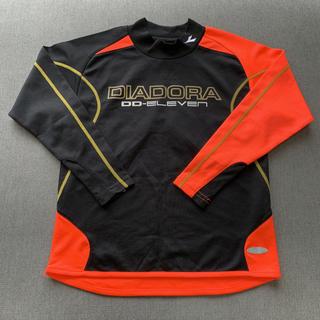 ディアドラ(DIADORA)のDIADORA長Tシャツ140(ウェア)