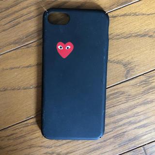 コムデギャルソン(COMME des GARCONS)のiPhone8 ケース(iPhoneケース)