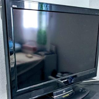 三菱 - 32型 内蔵HDD320GB LCD-32BHR300 テレビ台付き
