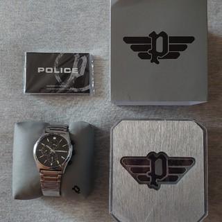 ポリス(POLICE)の最終価格 POLICE ポリス HOLDEN クォーツ 腕時計 メンズ 未使用(腕時計(アナログ))