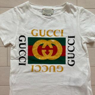 グッチ(Gucci)のGUCCI Tシャツ 3〜4歳(Tシャツ/カットソー)