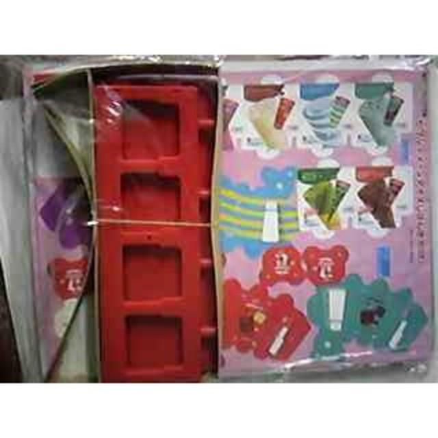 小学館(ショウガクカン)の幼稚園 9月号 付録のみ キッズ/ベビー/マタニティのおもちゃ(知育玩具)の商品写真