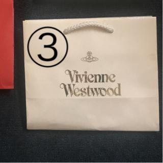 ヴィヴィアンウエストウッド(Vivienne Westwood)のVivienne Westwood ショップバック(ショップ袋)