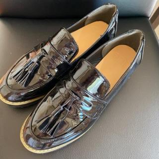 グレイル(GRL)のグレイル  GRL 厚底タッセルローファー(ローファー/革靴)