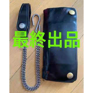 テンダーロイン(TENDERLOIN)のテンダーロイン  コードバン ウォレット(長財布)