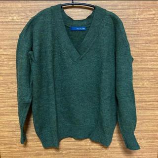 イエナスローブ(IENA SLOBE)のVネックセーター(ニット/セーター)