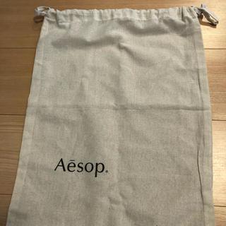 イソップ(Aesop)のAesop 巾着 大(ショップ袋)