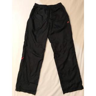 アシックス(asics)のアシックス トレーニングウェア パンツ シャカシャカ ブラック M(ウェア)
