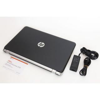 ヒューレットパッカード(HP)の【グリーンスマイル様専用】HP 15-n217TU【美品】(ノートPC)