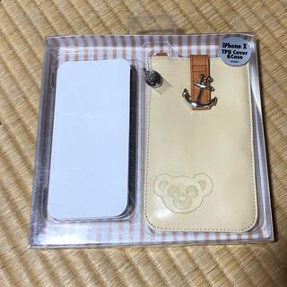 ダッフィー(ダッフィー)の香港ディズニーランド ダッフィ iPhoneケース(iPhoneケース)