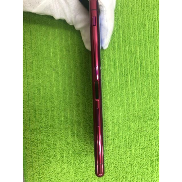 Xperia(エクスペリア)の Xperia5 SO-01M docomoシムロック解除済み ジャンク スマホ/家電/カメラのスマートフォン/携帯電話(スマートフォン本体)の商品写真