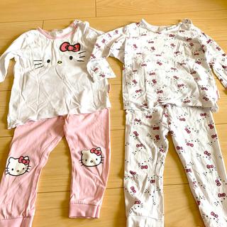 エイチアンドエム(H&M)の80女の子パジャマ(パジャマ)